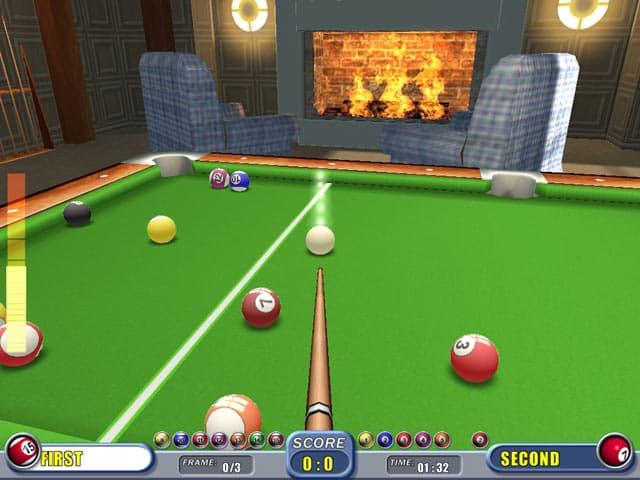 Pool Free PC Game Screenshot