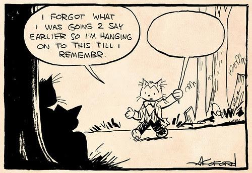 Laugh-Out-Loud Cats #2120 by Ape Lad