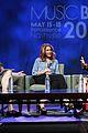 kelly clarkson talks new album at music biz panel its got a lot of sass 03