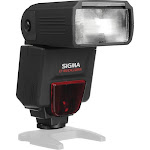 """Sigma EF-610 DG Super Flash for Sony/Minolta Cameras"""