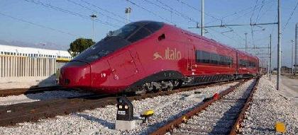 Поезд Italo