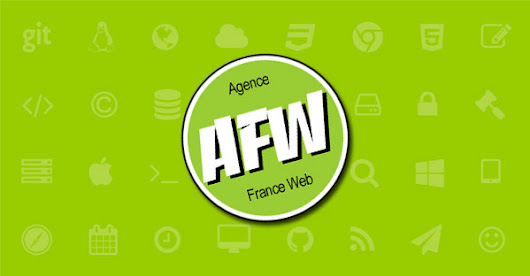 AFW - Agence France Web mobile