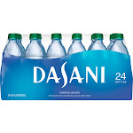 Dasani Purified Water - 24 pack, 16.9 fl oz bottles