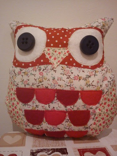 Little Owl Cushion
