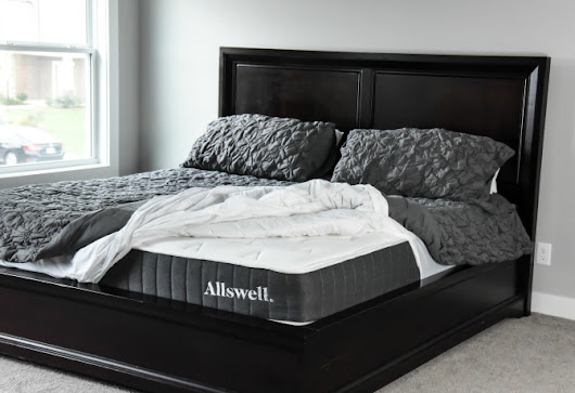 Holiday Gift Guide: Allwells Hybrid Mattress + Review