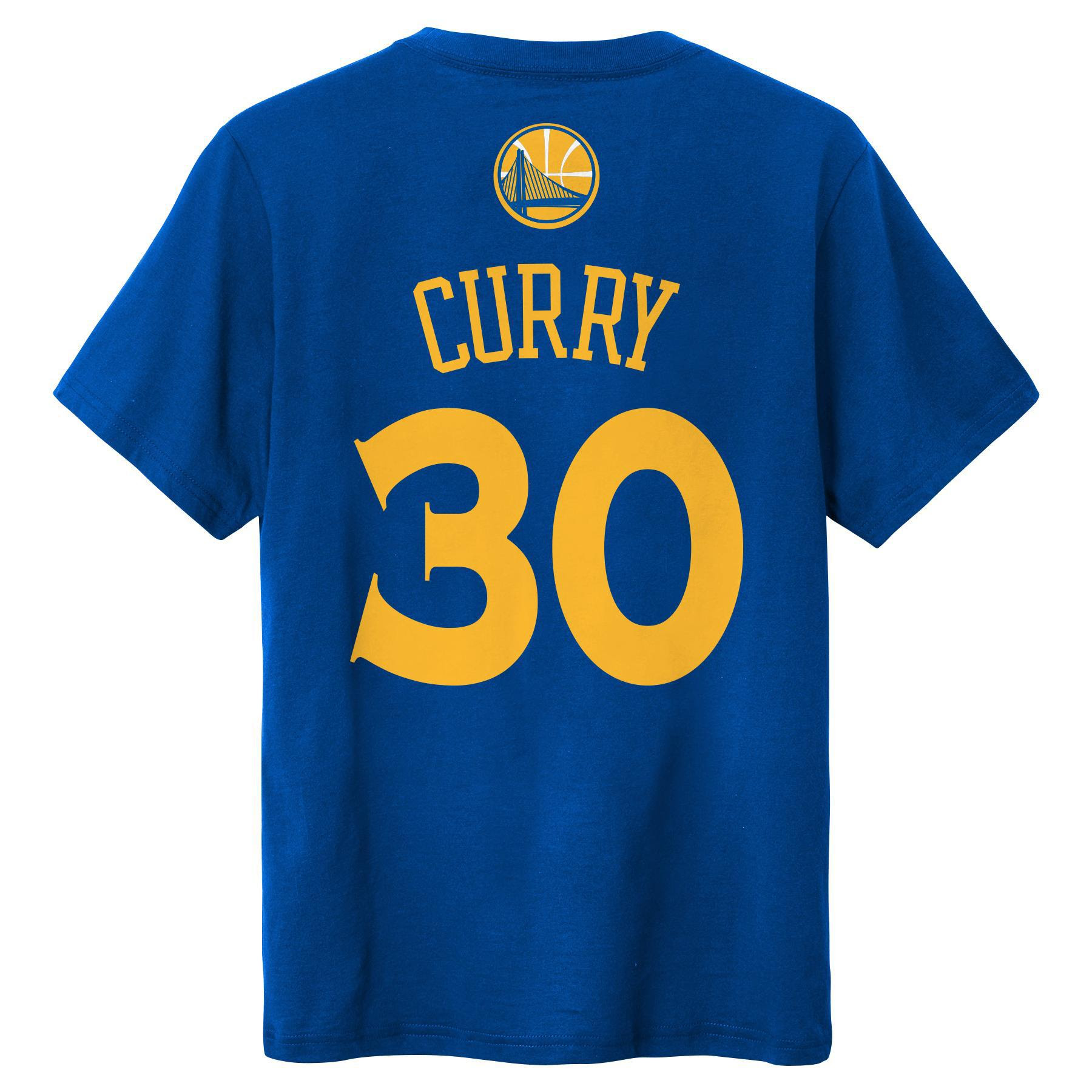 NBA(CANONICAL) Stephen Curry Boys' Graphic T-Shirt - Golden State Warriors