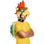 Super Mario Bowser Adult Costume Kit