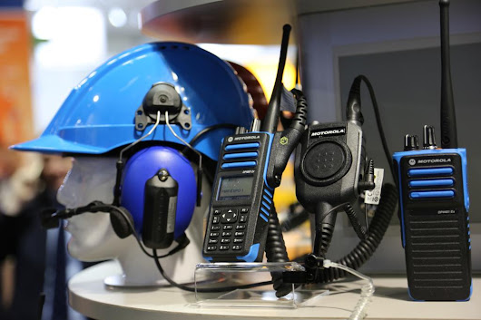 "Motorola Solutions on Twitter: ""Keeping you safer in the toughest environments. Get hands on with #MOTOTRBO ATEX radios on stand C13 #PMRExpo2015 """