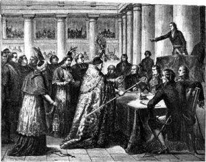Nacionalización de los bienes de la Iglesia