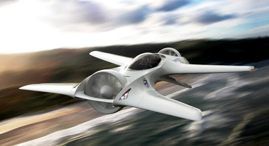Back to the Future DeLorean Flying Car to Become a Reality Soon - Industry Tap