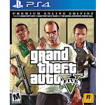 Grand Theft Auto V: Premium Online Edition - PlayStation 4
