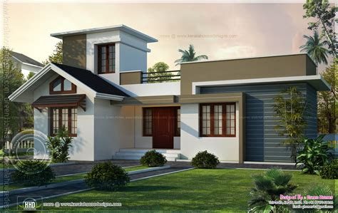 square feet small house design kerala home design