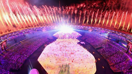 Rio Olympics 2016: Opening ceremony celebrates Brazil to open Games