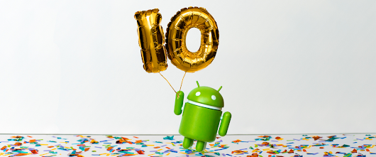 Celebrating a Sweet Decade of Android