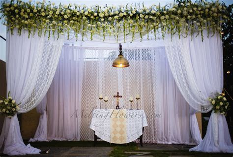 Christian Indian Wedding Ideas   Wedding Decorations
