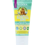Badger Baby Sunscreen Cream, SPF 30 - 2.9 fl oz tube