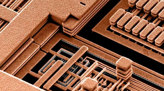 Graphene-coated copper could dramatically boost future CPU performance - ExtremeTech