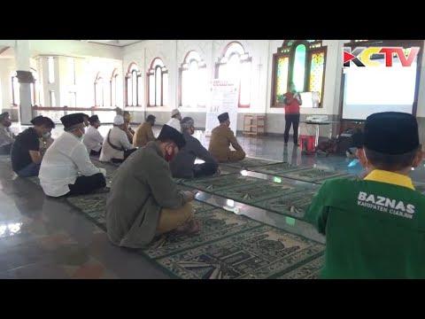 Masjid Agung Cianjur Menjadi Sasaran BIN