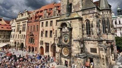 Минобороны России открыло документы по Пражской наступательной операции