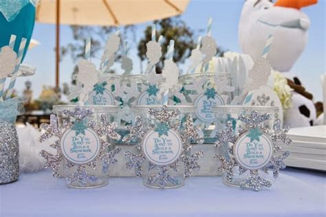 Glamorous Frozen Birthday Party   Birthday Party Ideas