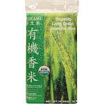 Mogami Organic Jasmine Rice, 5 Pounds