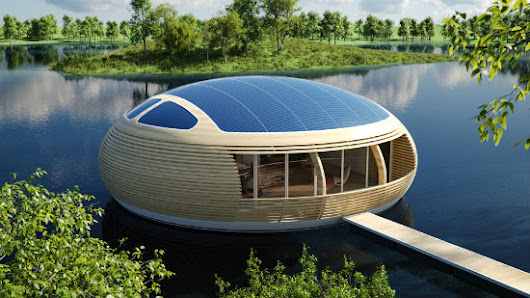 Alternative Living Solutions Come In All Shapes And Sizes — And Some Even Float