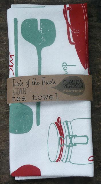 Tools of the Trade:Kitchen Tea Towel