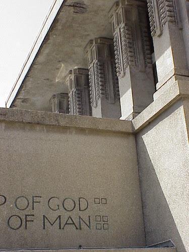 Unity Temple, Oak Park
