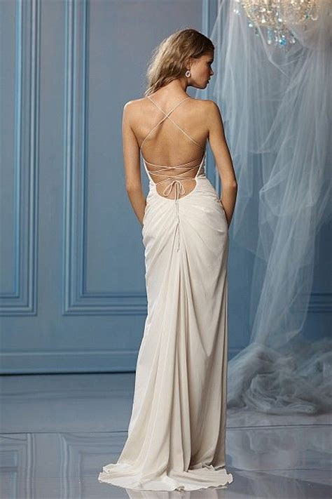 61 best ideas about Low and Open Back Wedding Dresses on
