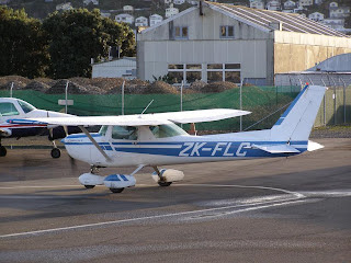Cessna C152 ZK-FLC