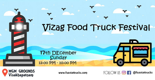 Food Truck Festival on Golden Sands….