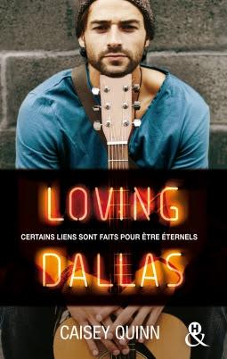 Couverture Neon Dreams, tome 2 : Loving Dallas
