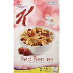 Kellogg's Special K Twin Pack Red Berries, 43 Total Ounces
