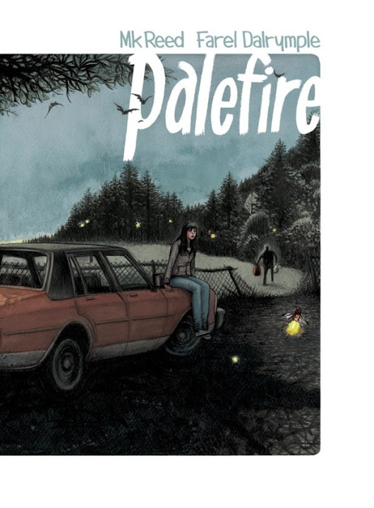 Farel Dalrymple's new project Palefire is coming to Secret Acres