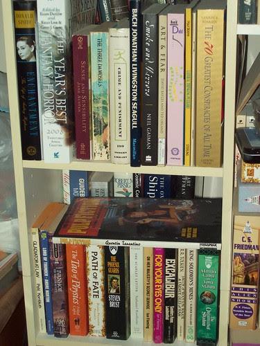 Bookshelves 31