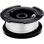 """Black & Decker Replacement Spool and Line, 30' / 0.065"""" Line AF-100"""