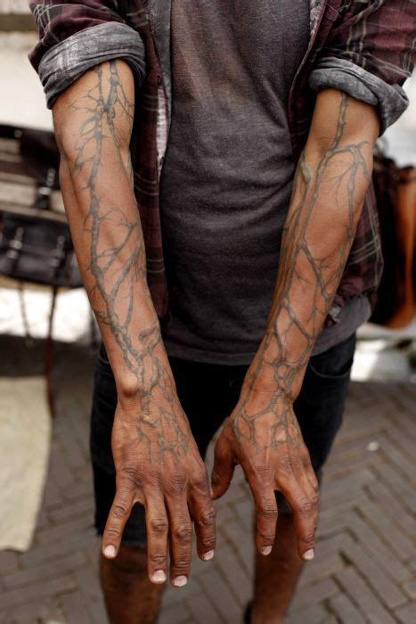vein tattoos anatomy tattoo