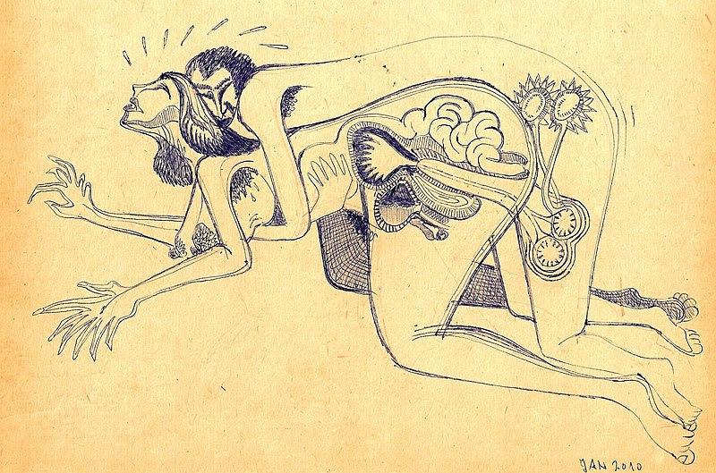 Erotic sketch-Jan2010