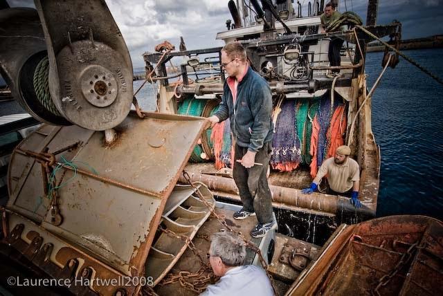 Through The Gaps Newlyn Fishing News Crystal Sea Ii