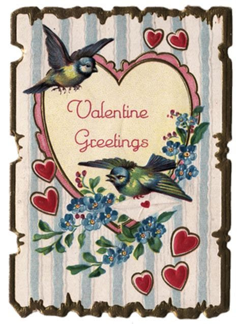Free Clip Art   Vintage Valentine   The Graphics Fairy