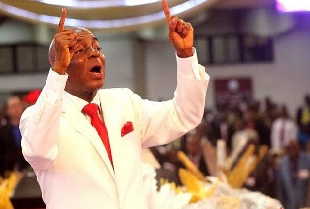 Bishop David Oyedepo places curse on Plateau killers
