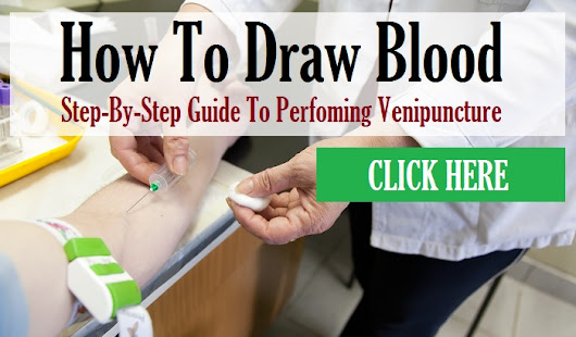 How To Draw Blood