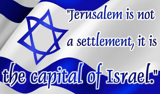 Pray for the Peace of Jerusalem-Yerushalayim!!