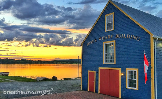 Nova Scotia Journey, part 2: Ode to a summer road trip - Breathedreamgo