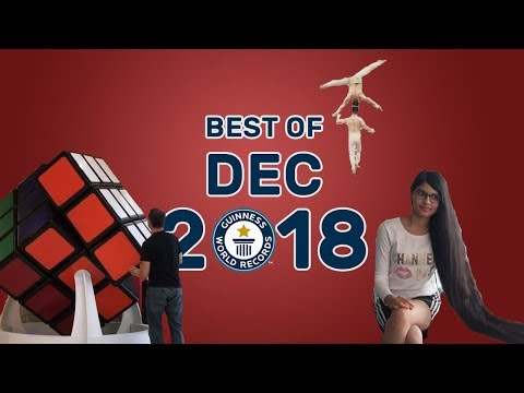 Best of December 2018 – Guinness World Records - TheNewsSpace
