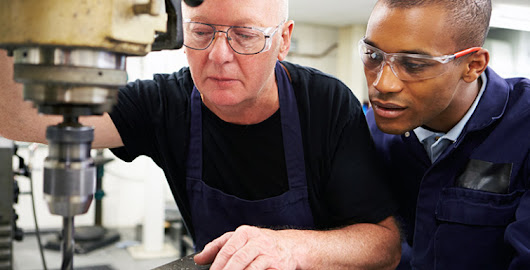 Can Virginia help the United States Compete in Apprenticeship? | Community College Workforce Alliance