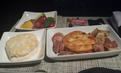 American Airlines Pre-Order Online Meal Option Is Back! Sorta. - Heels First Travel