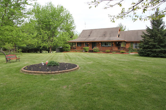Home for Sale on Land!  11019 Oakwood, Byron, MI - List Price: $273,000
