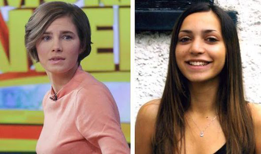 Amanda Knox acquitted of the murder of British student Meredith Kercher | World | News | Daily Express