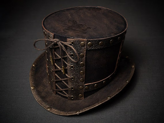 Burning Man 2016 – Steampunk Handcrafted Clothing Top Hats Accessories